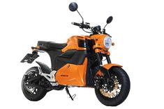 DONGMA M6, oranžová elektrická motorka