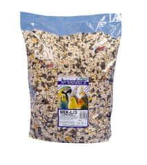 Fiory Breeder Mix semen za velike papige, 3 kg