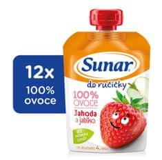Sunar 12x Do ručičky-jablko - 100g