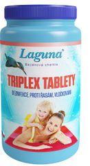 LAGUNA Tablety Triplex dezinfekce vody 3v1 - 1 kg