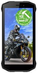 Evolveo StrongPhone G5, 16GB/2GB, černý