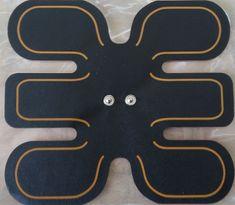 X-SITE Posilňovač brušných svalov EMS-gel.podložka