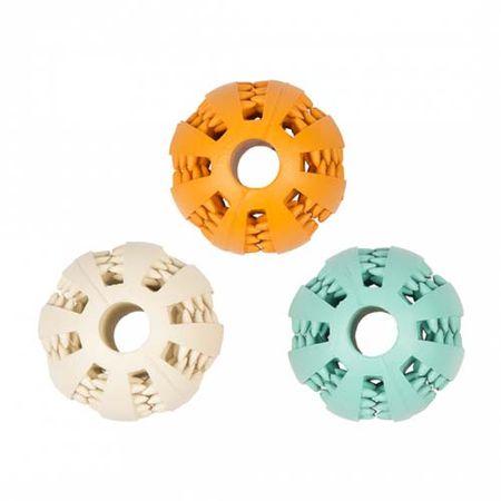 Duvo+ Ízesített fogtisztító labdák MIX színekben 5cm