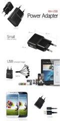 OEM Mini USB napájecí adaptér