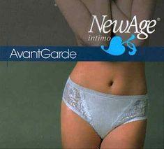 Newage AvantGarde 2504 dámské kalhotky Barva: bílá, Velikost oblečení: M