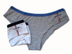 Newage Cotton Belt 33022 dámské kalhotky Barva: bílá, Velikost oblečení: L