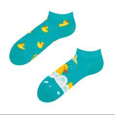 Good mood GMLS092 veselé ponožky kotníčkové kačenky Barva: modrá, Velikost oblečení: 35-38
