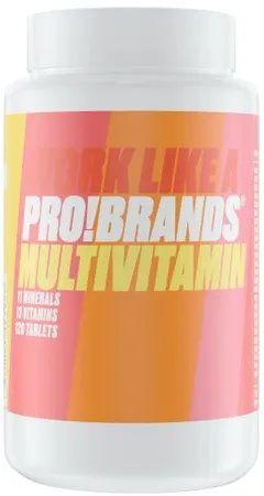 ProBrands VitaminPro Daily Multi Vitamins 120kapslí