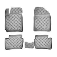 Unidec Gumové autokoberce přesné 3D Kia Picanto (TA) (2011)