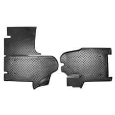 Unidec Gumové autokoberce přesné 3D Renault Master III (2010)