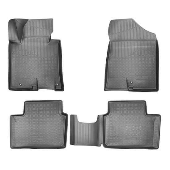 Unidec Gumové autokoberce přesné Kia Ceed (JD) (2012) Kia Pro Ceed (JD) (2012) Kia Ceed SW