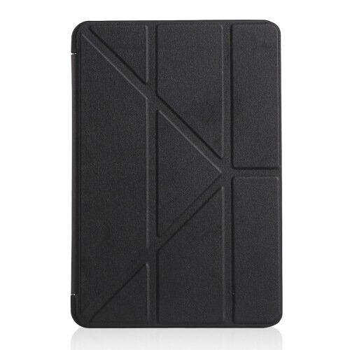 FORCELL LEATHER Zaklápací obal Apple iPad Mini 4 / Mini 5 (2019) čierny