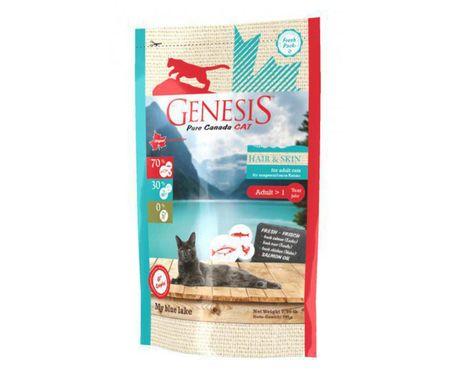 Trixie Genesis tiszta kanada, kék macska haj, bőr macska 340g