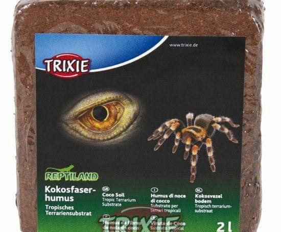 Trixie Kokosový humus 6 ks