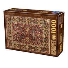 D-Toys Puzzle 1000 dílků Vintage Carpet