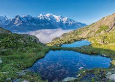 Nathan Lac des Chéserys, Massif du Mont Blanc 1500 dielikov