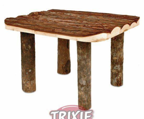 Trixie Střešní kryt, stolky pro morče 30x22x25cm, kolotoče