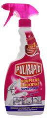 Pulirapid koupelna a kuchyně 2v1 500 ml s octem