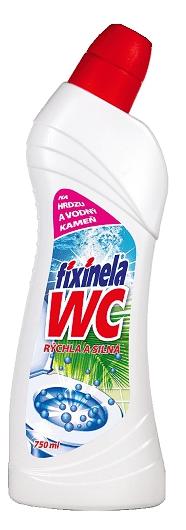 TETRACHEMA Fixinela WC tekutý čistič 750 ml ocean