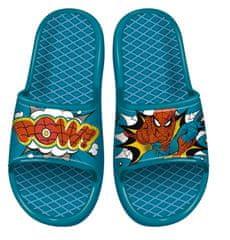 Disney chlapecké pantofle Spiderman SM12961_blue