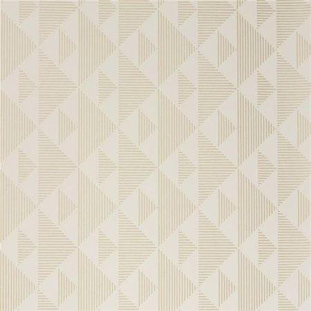 Designers Guild Ozadje KAPPAZURI - PLATINUM, kolekcija ZARDOZI