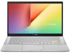 Asus VivoBook S14 S433JQ-WB511T prijenosno računalo, zelen
