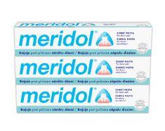 Meridol Zubná pasta 75 ml tripack
