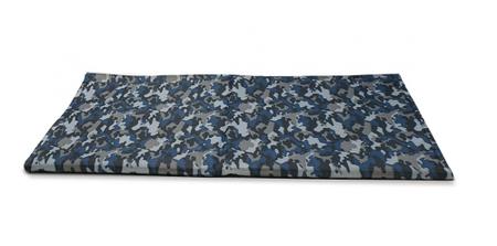 Record hladilna blazina, 80 x 90 cm, kamuflaža