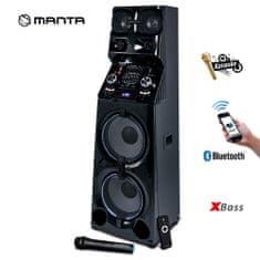 Manta SPK5037 zvočni sistem, Bluetooth