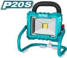 Total One-Stop Tools Světlo pracovní přenosné, 20V Li-ion, 2000mAh - bez baterie a nabíječky