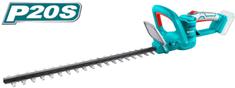 Total One-Stop Tools Nůžky na živé ploty AKU, 20V Li-ion, 2000mAh, industrial - bez baterie a nabíječky