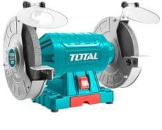 Total One-Stop Tools Bruska stolní dvoukotoučová, 350W