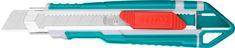 Total One-Stop Tools Nůž ulamovací s kovovou výztuhou, 18mm