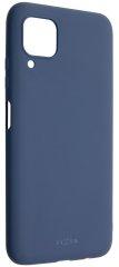 FIXED Zadný pogumovaný kryt Story pre Huawei P40 Lite FIXST-505-BL, modrý