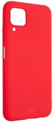 FIXED Zadný pogumovaný kryt Story pre Huawei P40 Lite FIXST-505-RD, červený