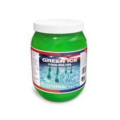 Equine America Green Ice Gel hladilni gel za konje, za masažo utrujenih nog in mišic, 3286