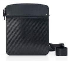 Pininfarina Segno Folio Pánská crossbody taška carbon