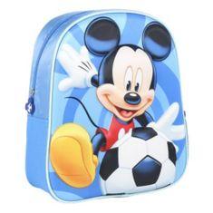 Cerda 3D batůžek Mickey mouse fotbal