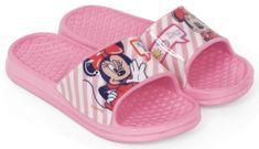 Disney dívčí pantofle Minnie WD13067_pink