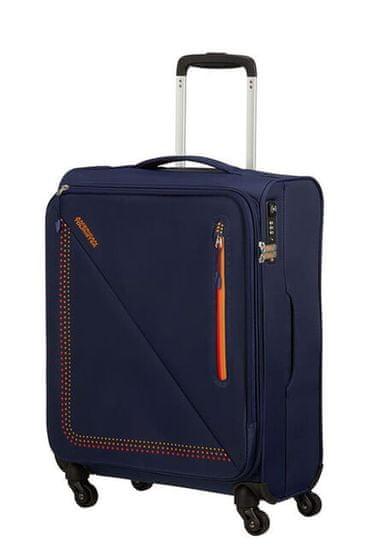 American Tourister Kabinový cestovní kufr Lite Volt Spinner 44,5 l SUNSET