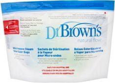 Dr.Brown´s Vrecká na sterilizáciu v mikrovlnnej rúre 5ks