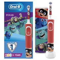 Oral-B dječja zubna četkica Vitality Kids Pixar + putna futrola