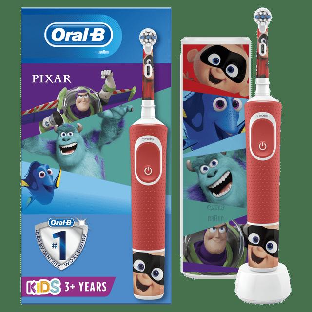 Oral-B Vitality Kids Pixar + potovalni kovček