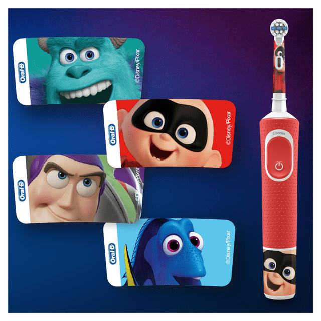 Oral-B Vitality Kids Pixar + časovnik za potovalne torbe