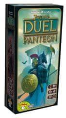 Asmodee 7 Divů světa DUEL - Pantheon