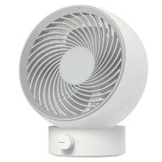 Vitammy tFAN USB ventilator, bele barve