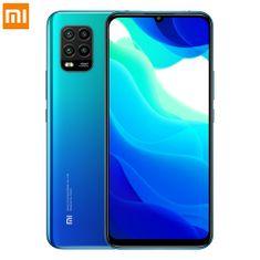 Xiaomi Mi 10 Lite pametni telefon, 6 GB+128 GB, 5G, Aurora Blue