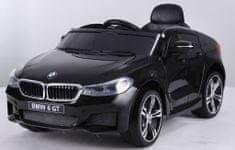 Eljet Detské elektrické auto BMW 6GT čierna