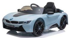 Eljet Samochód elektryczny BMW i8 Coupe, niebieski