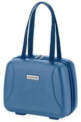CARRY ON Kozmetický kufrík Skyhopper Blue Beautycase